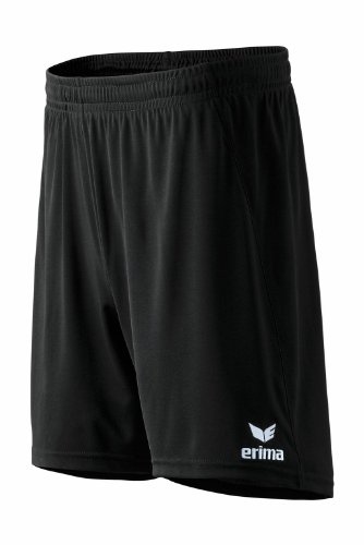 Erima Kinder RIO 2.0 Shorts, schwarz, 140 (UK 24) (Sport Gr 1)