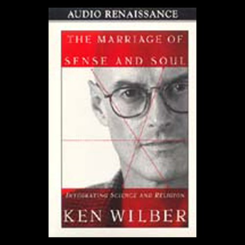 The Marriage of Sense and Soul audiobook cover art