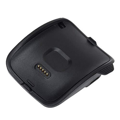 TOOGOO Cargador Gear S R750, Base Muellee De Cargador Portátil Actualizado con Cable De Carga USB para Samsung Gear S R750 Reloj Inteligente (Cargador Gear S)