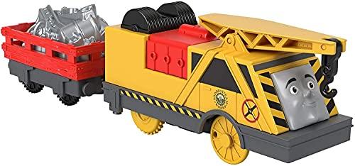 Il Trenino Thomas- Locomotiva Motorizzata Kevin Giocattolo per Bambini 3+Anni, GJX82