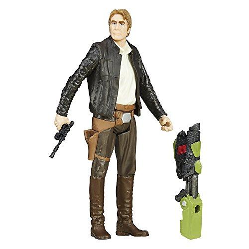 Star Wars - Figura Han Solo, 9 cm (Hasbro B5666ES0)