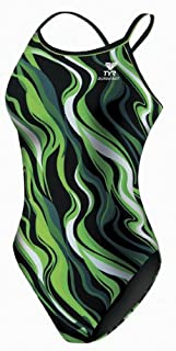 TYR Women's Shockwave Diamondback Suit