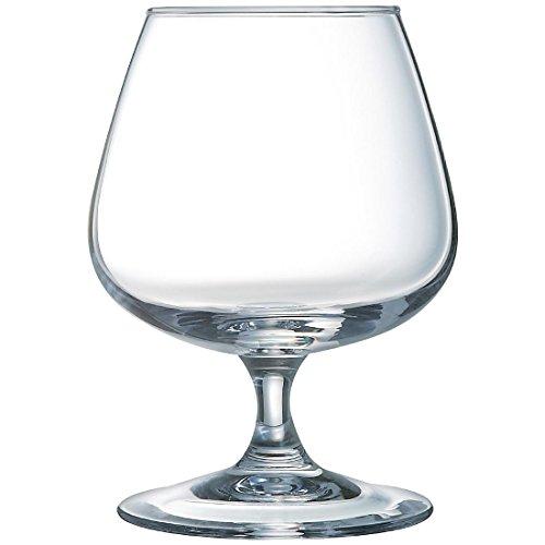 6 vasos de brandy y de coñac, 410 ml, para cafetería, bar,...