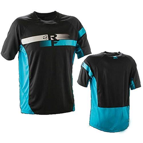 SYXMSM MTB Jersey Motocross Moto Jersey Mountain Bike Motocross MX Jersey DH Short MTB T Shirt Moto Clothing (Color : 13, Size : L)