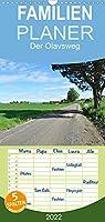 Der Olavsweg - Familienplaner hoch (Wandkalender 2022 , 21 cm x 45 cm, hoch): Zu Fuss auf dem Pilgerweg von Oslo nach Trondheim. (Monatskalender, 14 Seiten )