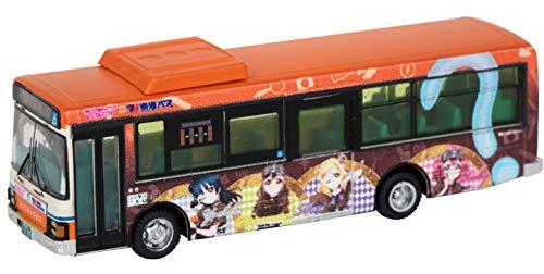 ザ・バスコレクション バスコレ 東海バス オレンジシャトル ラブライブ!サンシャイン!! ラッピングバス 3号車 ジオラマ用品 (メーカー初回受注限定生産)