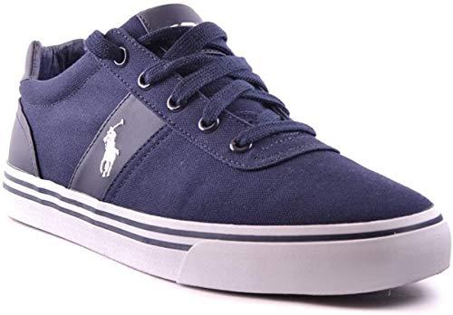 Polo Ralph Lauren Hanford Hombre Zapatillas Azul Tamano