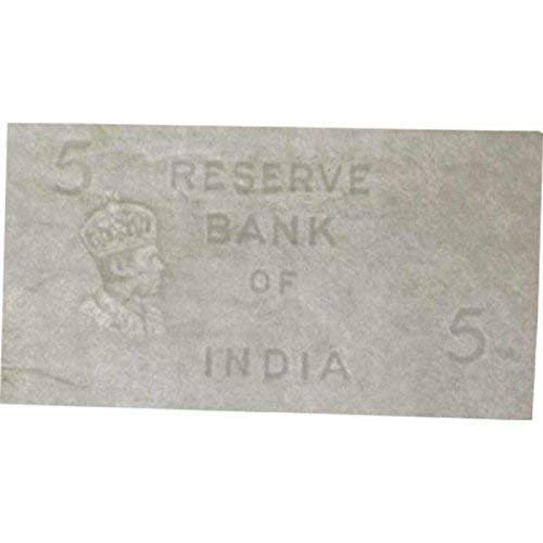 IMPACTO COLECCIONABLES Billete Antiguo - Billete Segunda Guerra Mundial - Billete Encontrado en el Naufragio del S.S. Breda