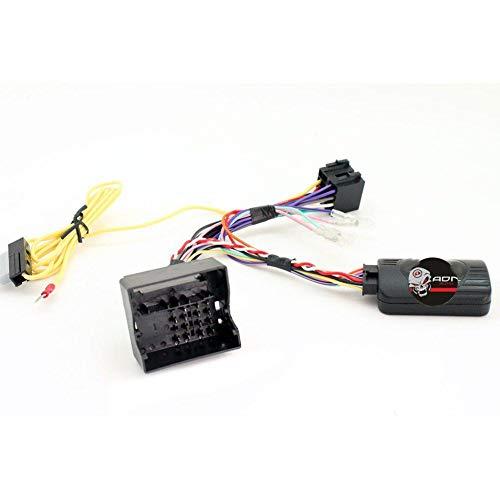 Interface Commande au volant BM5A compatible avec BMW 01-16 Fakra Alpine