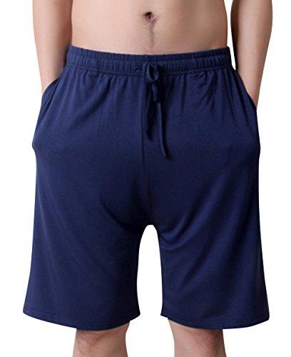 AIEOE - Pantalones Talla Grande de Pijama Bóxer Ropa de