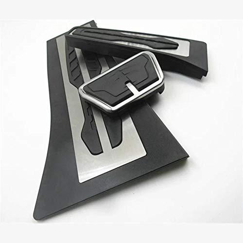 oiusNZI Pedali Pedale Pad Cover Accessori per Pedali Auto Car Styling ricambi Auto, per BMW X5 X6 F15 F16 E70 E71 E72