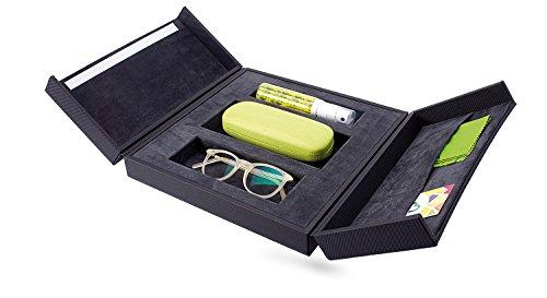 Presentación Caja Gafas abgabe Caja Gafas übergabebox