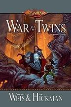 War of the Twins( Dragonlance Legends Volume II)[TSR N-DL LEGENDS V02 WAR OF TH][Mass Market Paperback]