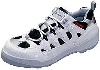 シモン プロスニーカー 短靴 8800白/黒 27.5cm 8800W-27.5