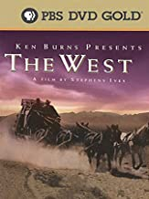 Ken Burns Presents - The West A Film by Stephen Ives (DVD, 2005, 5-Disc Set)