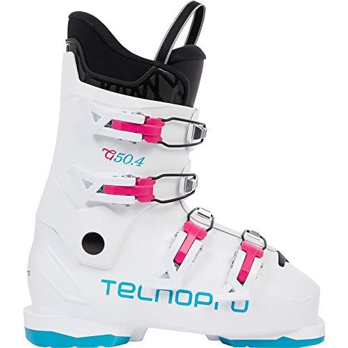 TECNOPRO G50-4 Botas de Esqui, White/Blue, 27