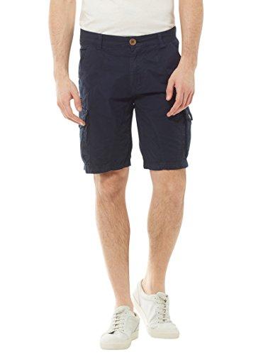Ultrasport Fort Lauderdale Bellewood Short Homme, Bleu (Navy), XXX-Large