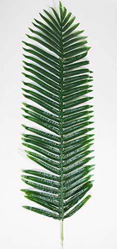 Seidenblumen Roß Palmwedel Real Touch 160cm ZJ künstlicher Palmwedel Palmenblatt
