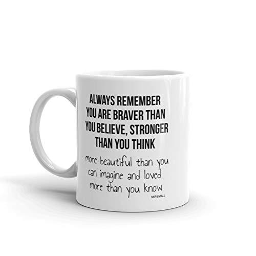 Always Remember – Regalos para mujeres, su cumpleaños, mejor amigo, gran regalo, gracioso humor de amistad, Navidad, mujeres, hombres, mujeres, hija feliz 20