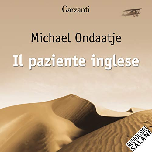 Il paziente inglese audiobook cover art