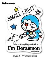 ドラえもん ステッカー I'm DORAEMON スモールライト LCS747 おしゃれ ステッカー サンリオ グッズ