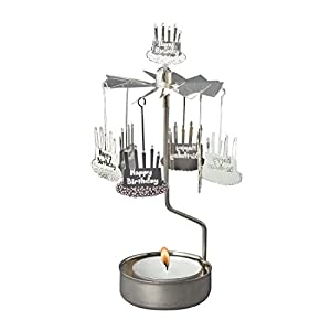 Rotary Candleholder Happy Birthday