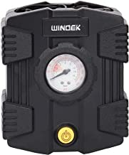 VC Windek 1501 Compact Air Pump Tyre Inflator (Free TUBELESS TYRE Puncture KIT)