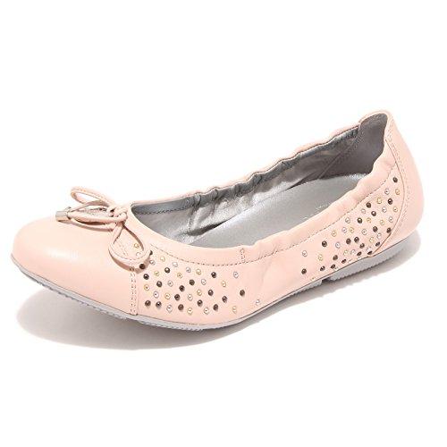 Hogan 56969 Ballerina Wrap 144 Scarpa Donna Shoes Women [37.5]