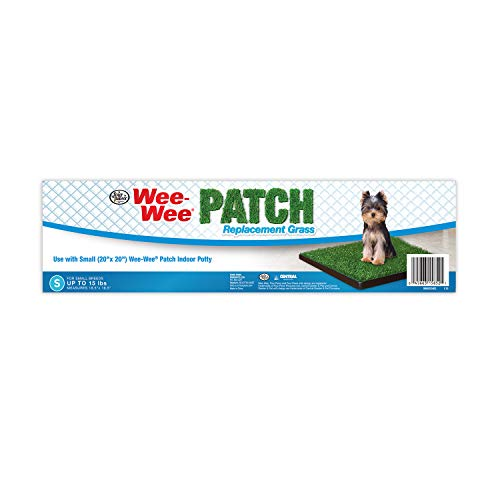 Four Paws Wee-Wee Dog Grass Replacement Small