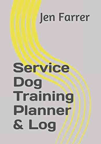 Service Dog Training Planner & Log
