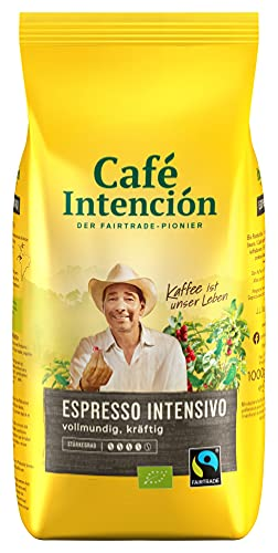 ESPRESSO INTENSIVO von Café Intención, 1000g Bohnen