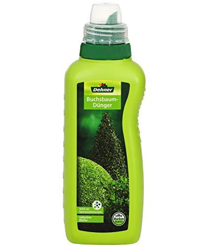 Dehner Buchsbaum-Dünger, flüssig, 500 ml, für ca. 25 l