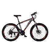 Firally 26'' Bici da Mountain - Modello Accelerare e Rafforzare l'assorbimento degli Urti ...
