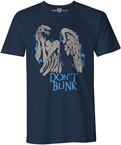 Don't Blink - Herren Dr Who T Shirt