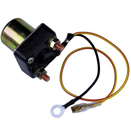 SL 650 700 750 900 SLT SLTH SLT SLH Starter Solenoid Relay (Replaces/Compatible With Polaris Part # 3240204)