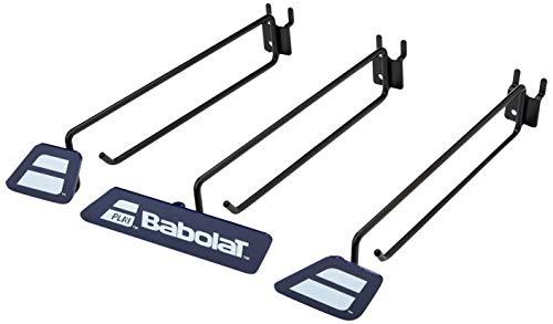 Babolat Hooks FOR Racquets X 3 Accesorios, Hombres, Multicolor (Multicolor), uniq