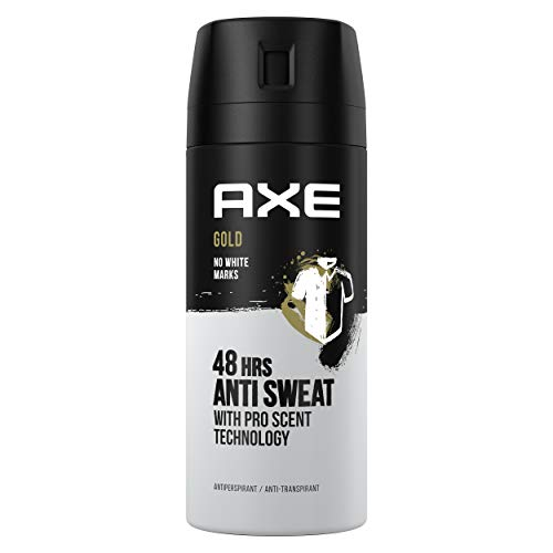 Axe Gold Rock Desodorante - 150 ml - Pack de 6