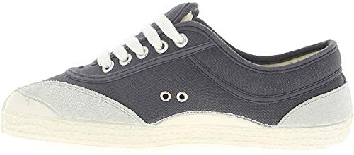 Kawasaki Unisex-Erwachsene Rainbow Retro Low-Top, Grau (Dark Grey, 644), 37