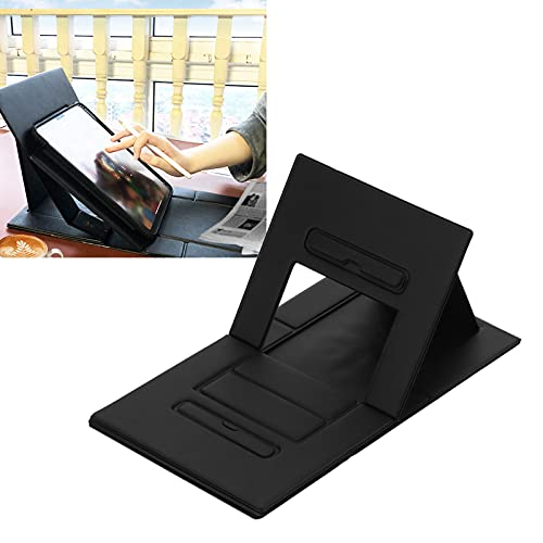 BOLORAMO Escritorio para computadora portátil, Soporte para computadora portátil liviano y portátil Plegable para Oficina para Familia para Cama