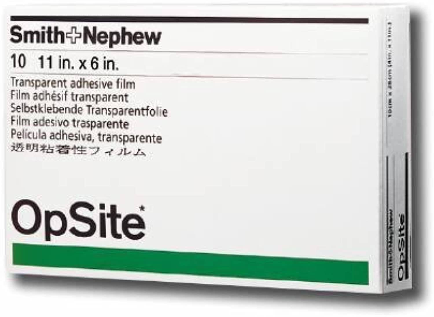 Smith and Nephew Opsite Transparent Adhesive Dressing 11in x 6in 4986