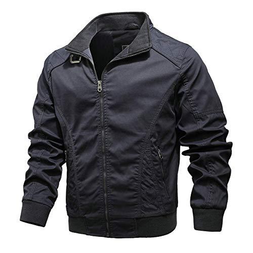 OutTop Men's Zip Up Sweatshirts Fal…