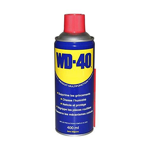 WD-40 Multifunctioneel smeermiddel (aerosol, 400 ml)