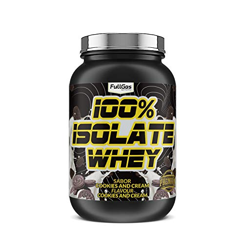 FullGas - 100% ISOLATE WHEY Cookies and Cream 700g