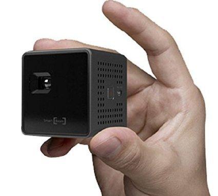 SK UO Smart Beam Portable Mini Projector (1.77-inch, Black)