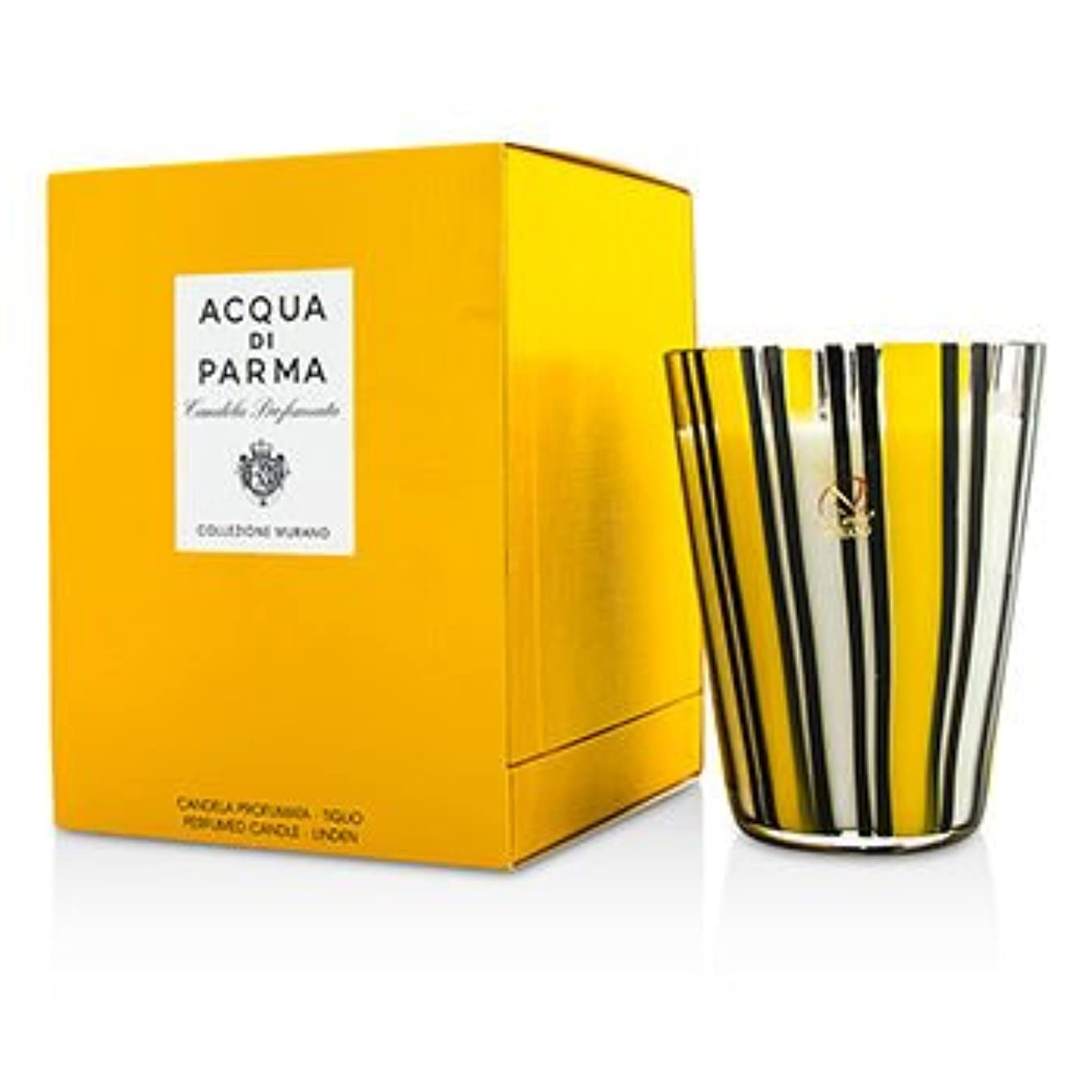 契約する食い違い硬さ[Acqua Di Parma] Murano Glass Perfumed Candle - Tiglio (Linen) 200g/7.05oz