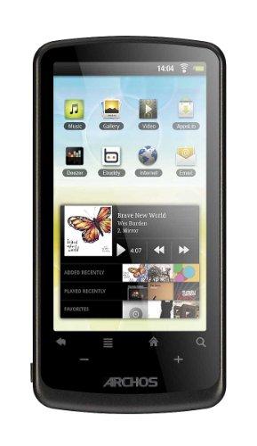 "Archos 35 IT Lecteur/Baladeur mp3 Ecran 3,5"" (8,89 cm) 4 Go Android"