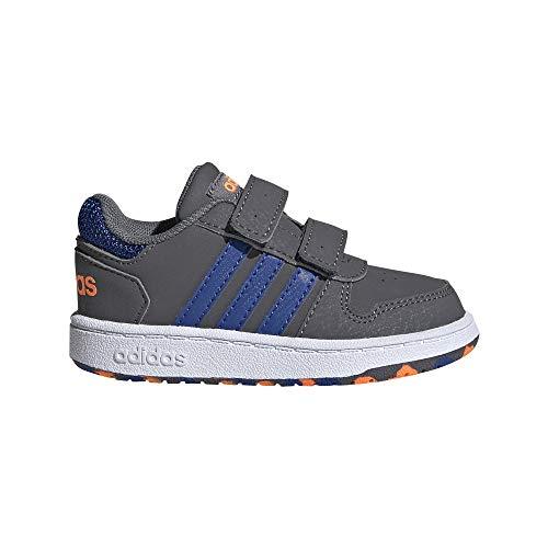 adidas Hoops 2.0 CMF I, Zapatillas Unisex bebé, Gricin/AZUREA/NARSEN, 26.5 EU