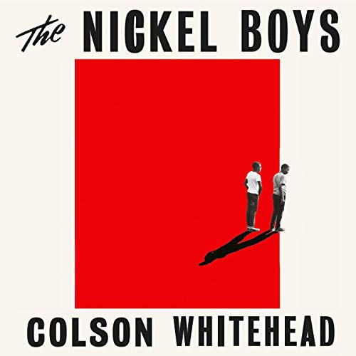 The Nickel Boys  By  cover art