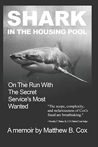 Shark in the Housing Pool