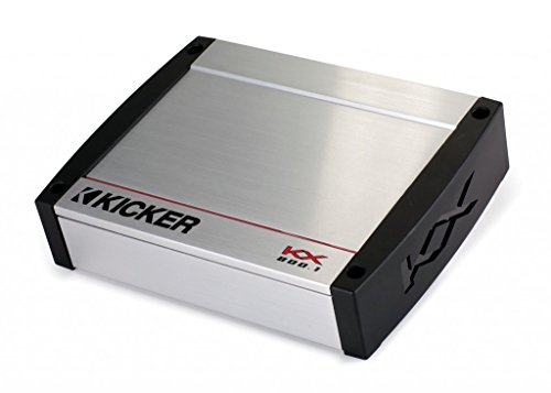 Great Features Of Kicker 40KX8001 Mono 800 Watt Amplifier
